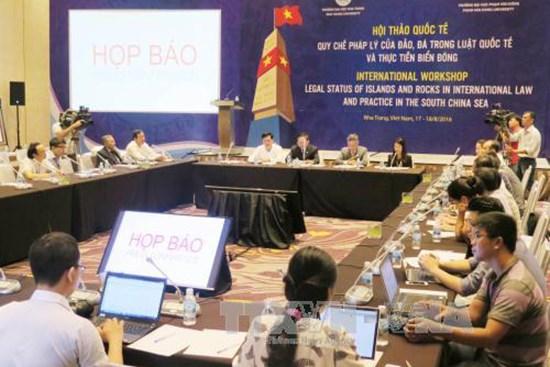 近百名国内外学者参加东海国际科学研讨会 hinh anh 1