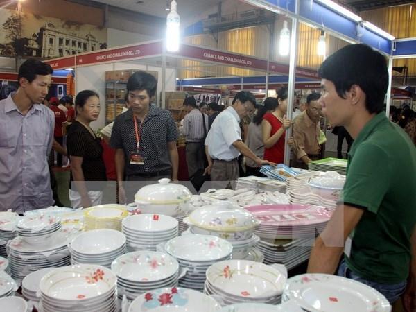 2016年泰国商品展销会在河内市开幕 hinh anh 1