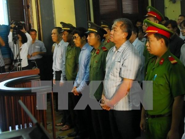 越南建设股份贸易银行腐败案:人民检察院对范功名提出30年有期徒刑的量刑建议 hinh anh 1