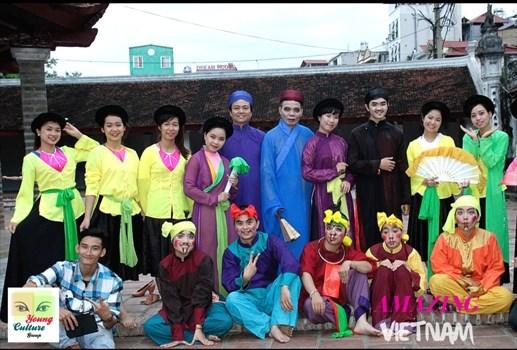 2016年越南非物质文化遗产体验活动正式启动 hinh anh 1
