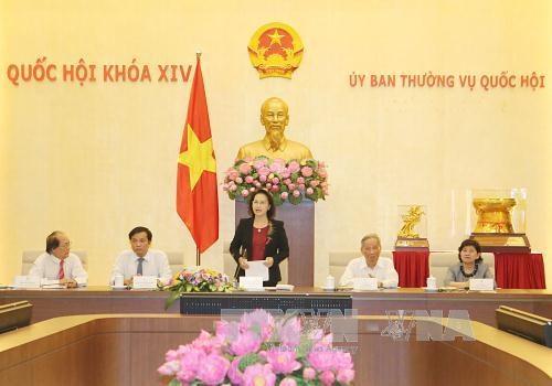 越南国会主席阮氏金银:越南党和国家一直关注民族文化保护与传承工作 hinh anh 2