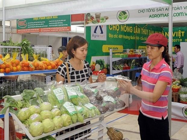 南方农产品周活动吸引参观人数20多万人次 hinh anh 1