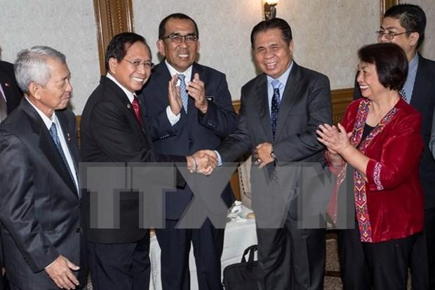 菲律宾政府再次宣布对菲共武装停火 hinh anh 1