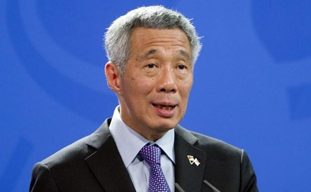 李显龙总理:新加坡需在东海问题上坚持其立场与原则 hinh anh 1