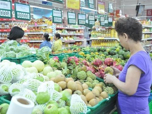 越南西部地区规模最大的蔬果加工厂落成 hinh anh 1