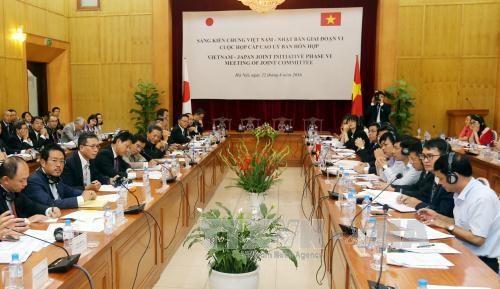 越南与日本合作营造更宽松更透明的经营投资环境 hinh anh 1