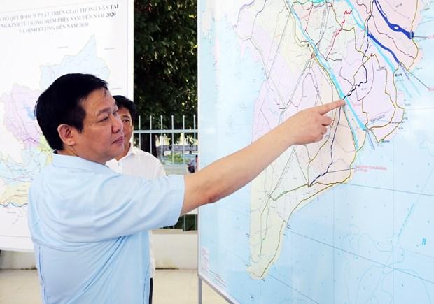 优先对九龙江三角洲地区重点交通基础设施建设项目进行投资 hinh anh 2