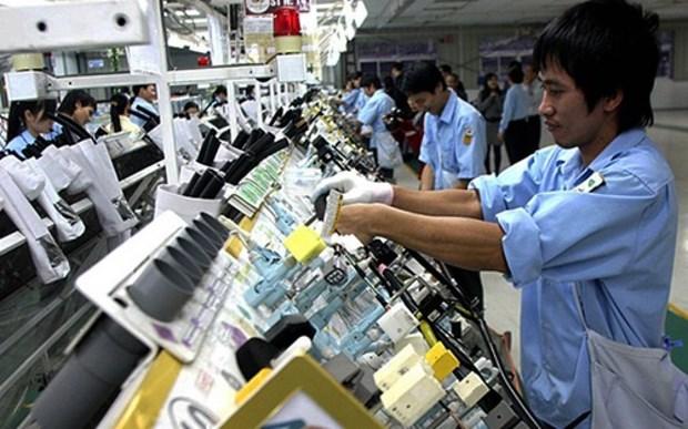 河内市今年前8月进出口额达70多亿美元 hinh anh 1