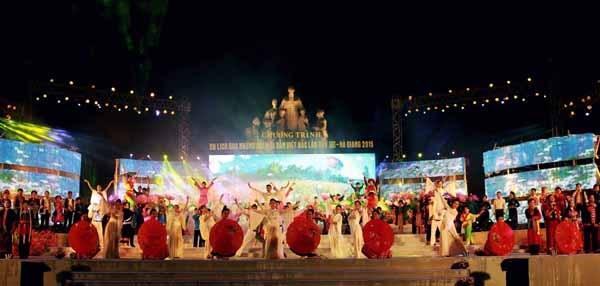 """2016年""""途经越北遗产地区""""活动将于9月中旬举行 hinh anh 1"""