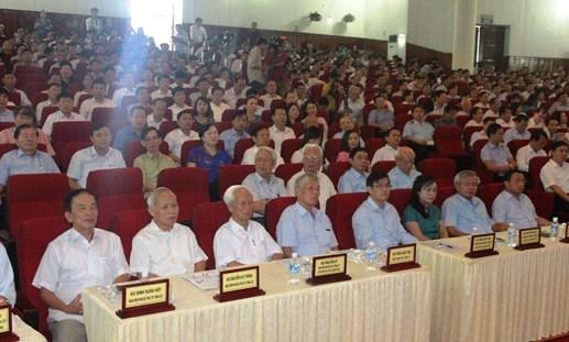 越南中部四省环境污染事故:海洋环境达到安全标准 hinh anh 1