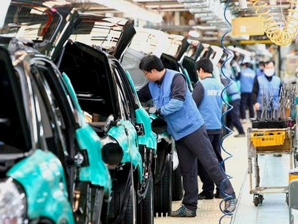 韩国成为越南的最大投资来源国 hinh anh 1