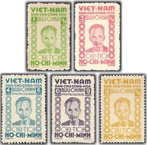 越南政府总理签署决定将每年8月27日定为越南邮票日 hinh anh 1