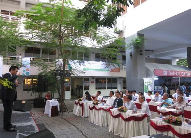 第二次科学技术论坛在岘港市举行 hinh anh 1