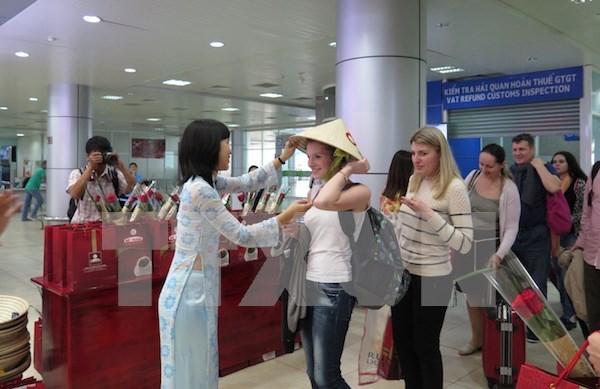 越南继续成为对俄罗斯游客具有吸引力的旅游目的地 hinh anh 1