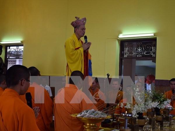 旅泰越侨在曼谷举行盂兰节 hinh anh 1