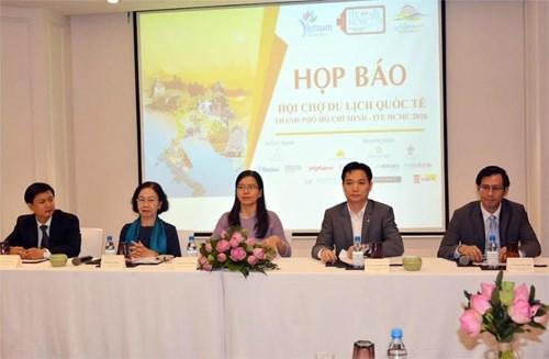 2016年胡志明市国际旅游博览会有望吸引3万多人次前来参观 hinh anh 1