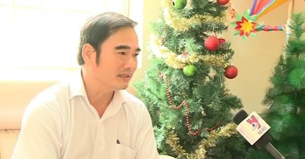 越南政府和国际组织携手帮助获解救的被拐受害者重新融入社会 hinh anh 5