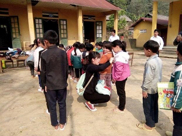 越南政府和国际组织携手帮助获解救的被拐受害者重新融入社会 hinh anh 2