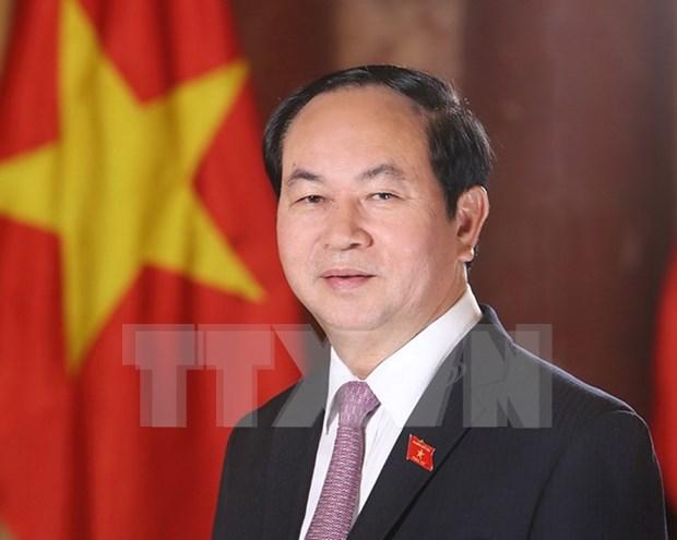 国家主席陈大光:在新要求下的建国卫国事业中充分发挥民族大团结力量 hinh anh 1