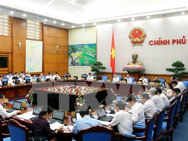 阮春福总理:动用全社会力量力争最大限度地实现既定目标 hinh anh 1
