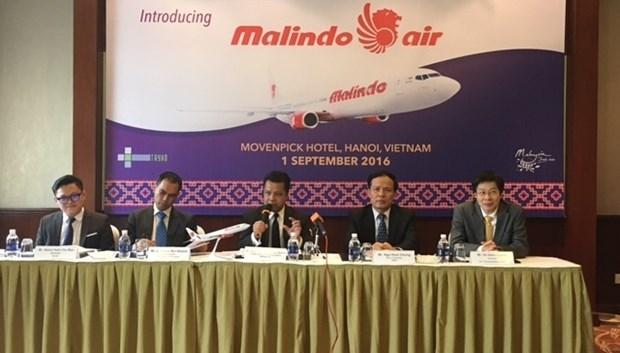 马印航空公司开通越南河内至马来西亚吉隆坡直达航线 hinh anh 1