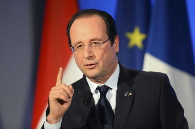 法国舆论对法国总统奥朗德访越之旅寄予殷切的期望 hinh anh 1