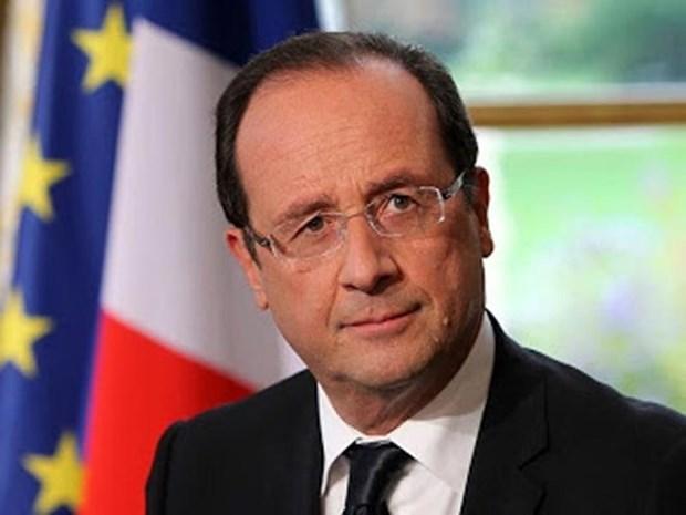 法国总统访越进一步推动越法战略伙伴关系强劲发展 hinh anh 1