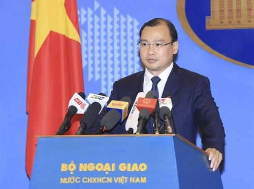越南对菲律宾爆炸案受害者家属表示哀悼和慰问 hinh anh 1