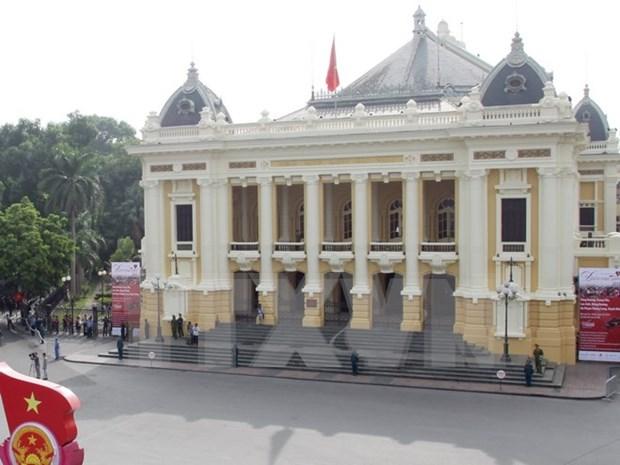 河内大剧院将着力开发高质量的艺术作品 hinh anh 1