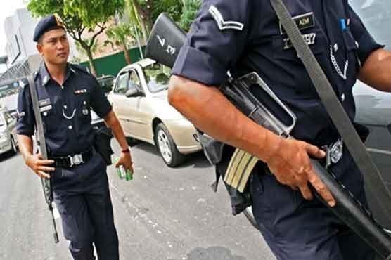 马来西亚与菲律宾联合打击跨境犯罪 hinh anh 1