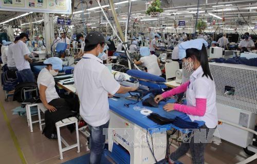 墨西哥阿兹特兰纺织公司希望同越南企业促进合作关系 hinh anh 1