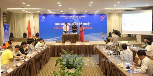 第五届亚洲沙滩运动会抽签会议在岘港市举行 hinh anh 1