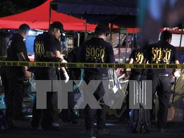 菲律宾达沃市爆炸事件:警方已抓获一名嫌疑人 hinh anh 1