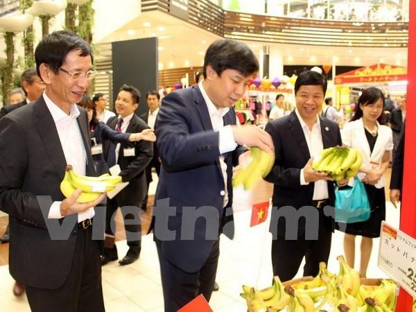 越南消费品展在日本永旺超市开展 hinh anh 1