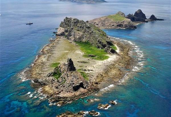 菲律宾指控中国秘密建设人工岛 hinh anh 1