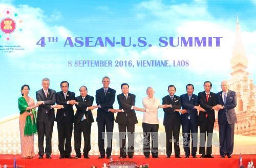 阮春福总理出席东盟与美国及印度的领导人会议 hinh anh 3