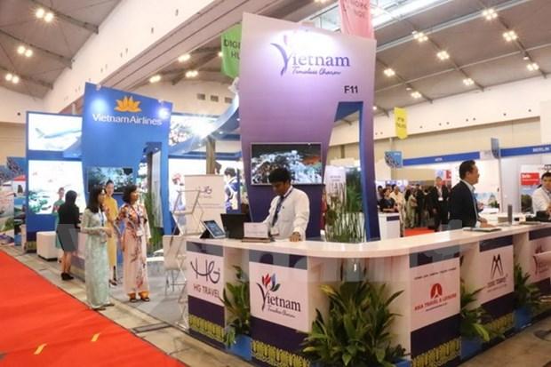 越南参加2016年亚太旅游协会旅游交易会 hinh anh 1