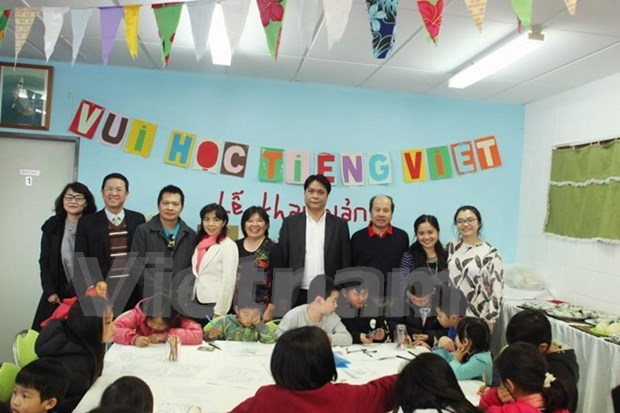 新西兰第二家越语教育机构正式开办 hinh anh 1