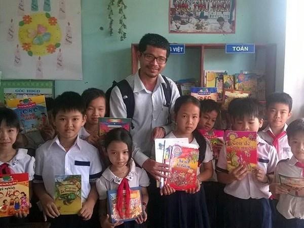 越南首次荣获联合国教科文组织扫盲奖 hinh anh 1