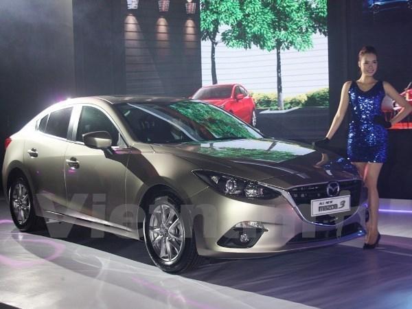 今年年8月份越南原装汽车进口量达1万辆 hinh anh 1