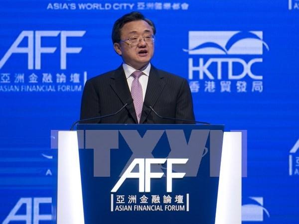 中国外交部副部长刘振民:中国将致力推动中国—东盟关系提质升级 hinh anh 1