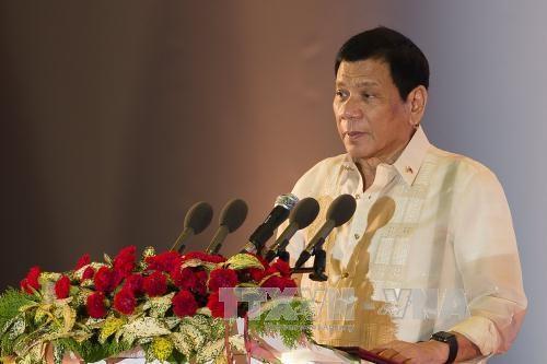 菲总统:美军应撤出菲律宾南部地区 hinh anh 1
