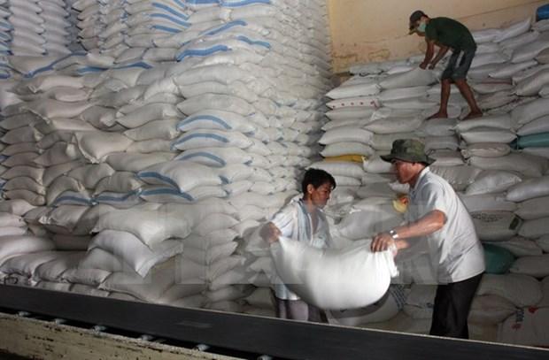 印尼将向缅甸购买三十万吨大米 hinh anh 1