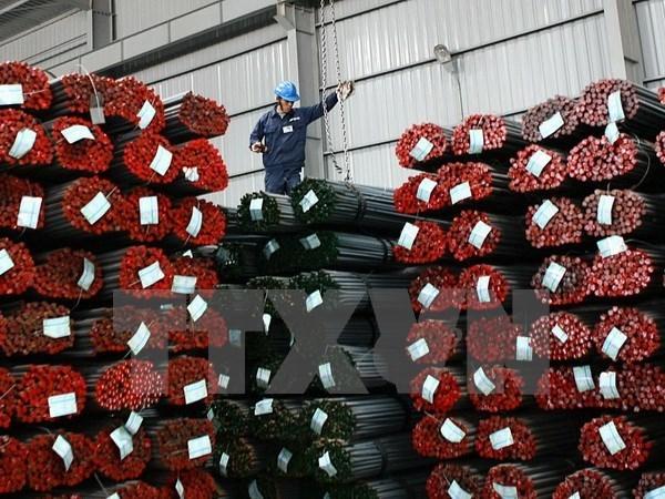 今年前8月越南钢材进口量达1260万吨 hinh anh 1