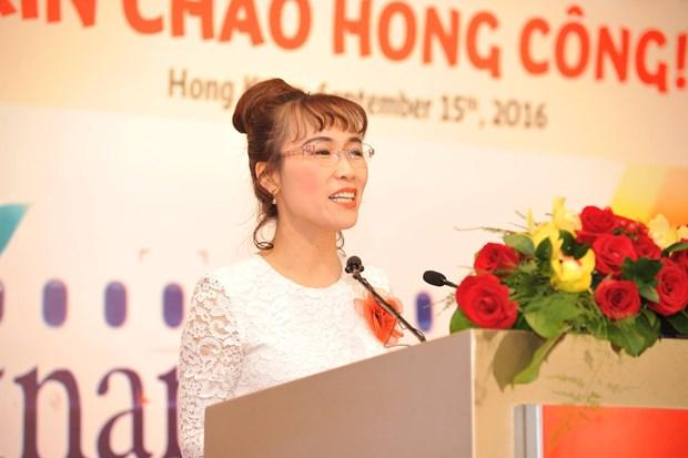 越捷航空公司开通胡志明市至中国香港直达航线 hinh anh 3