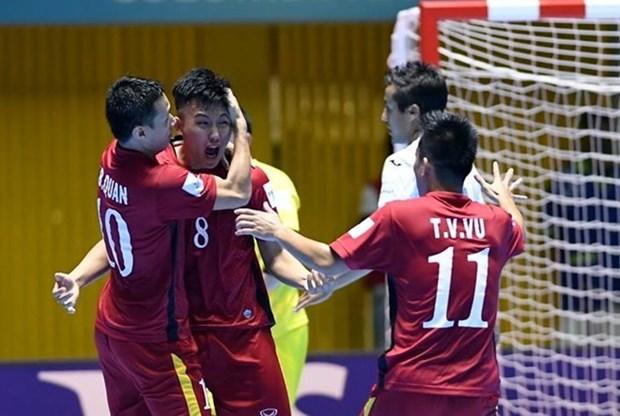 FIFA最新排名:越南居世界第141亚洲第21 hinh anh 1