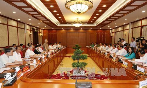 阮富仲总书记:尽早将芹苴市建设成为九龙江三角洲地区的发展动力 hinh anh 1