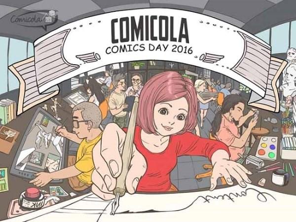 越南漫画日--漫画爱好者的交流平台 hinh anh 1