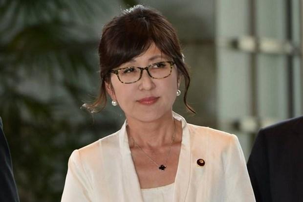 日本防卫大臣稻田朋美:日本将升级在东海的行为 hinh anh 1