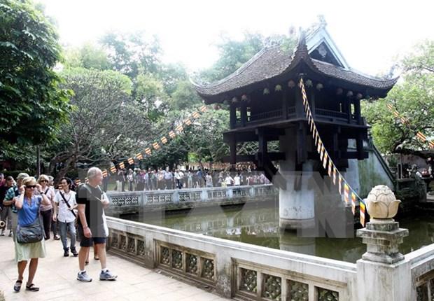 越南将采取有力措施来吸引北美游客 hinh anh 1